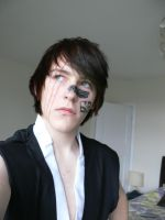 COSPLAY TEST -Shuhei Hisagi by TheManOfManyFaces