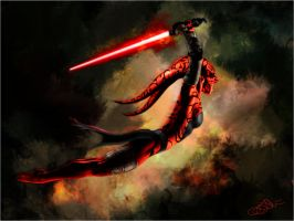 Attack of the Sith by Harben-Pictures