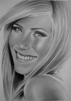 Jennifer Aniston by sandritta88