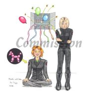 MM Prize 1: Lasa and Mombi by Neshomeh