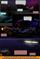 Sonic the Hedgehog Z #9 Pg. 8 September 2014 by CCI545