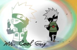 Mr. Cool guy by Jessy08