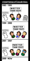 292 - A brief history of console wars by RandomDC3