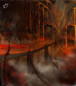 bridge by balvarin