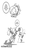 Say kupo! by ViChaN91312