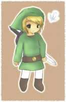 toon link by Midna01