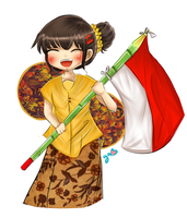 indonesia by Nasha-pon