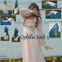 Ophilia Pack 3 by Nekoha-stock