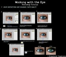 Eye Tutorial 3 by Filmchild