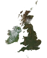 United Kingdom / Ireland Terra by Xumarov