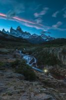 cerro fitz roy II - patagonia by acseven
