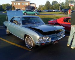 1966 Chevrolet Corvair by Shadow55419