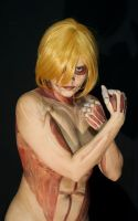 cosplay Annie Leonhart 1 by NakagoinKuto