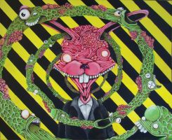 'Mr. Bun Bun's Dementia' by carrion-heart