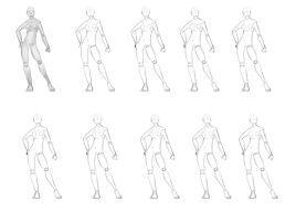 Clothing Design Mannequin by Aus1an