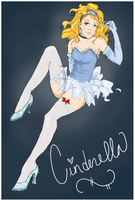 Cinderella by michA-sAmA