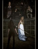 Circle Confrontation by Pailei
