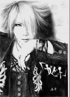 Ruki Portrait by XxEllen