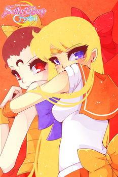 Act 18: Invasion ~Sailor Venus~ by ThanatosRising