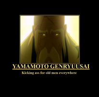 Old man Yama by Ambience19