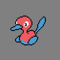 233 Porygon2 by jokernaiper