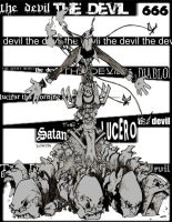 The Devil by TheIronClown