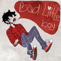 bad little boy by finnick-odairs