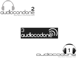 Logo design - Audiocondone by mike-db