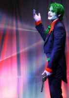 Joker Cosplay by Phantom-Tora