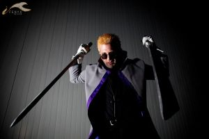 EXPCon 2011 - Hellsing | Anderson by elysiagriffin