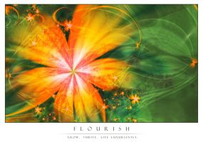 Flourish by Kymemy