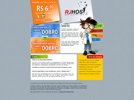 RJHost - Jully News Letter by midiaprata