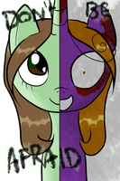 Two sides of Lolzeeh by Lolzeeh