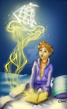 The Power of imagination. part 2 by AnnaLau13