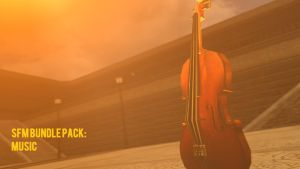 SFM BUNDLE PACK: PART 2: MUSIC by SourceRabbit