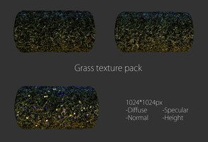 Grass texture pack by jylhis