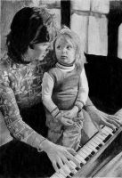 Paul McCartney and Stella by Macca4ever