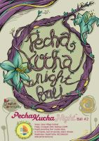 Pecha Kucha Night Bali by monez04