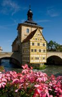 Altes Rathaus in Bamberg - Bamberg Old City Hall by Helluvastar