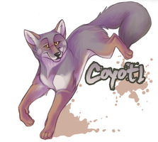 Coyotl Coyote by bawky