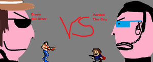 Dross VS Vardoc by yaoming97