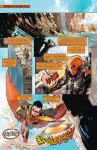 deathstroke page 1 by Peter-v-Nguyen
