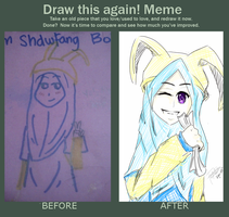 Draw This Again! Meme by FRnimie
