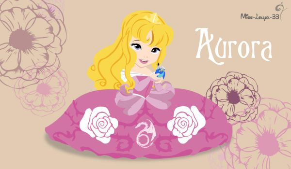 Disney Princess Young ~ Aurora by miss-lollyx-33