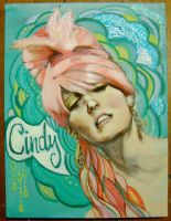 Cindy Wilson - A 52 Girl by supah-com