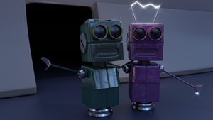 The Robots - Ver 2 by DylserX