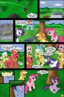 MLP Friendship is Summer 8-8 by Digoraccoon