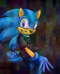 Gamer the hedgehog for fun2468funfunfun by Star-Midnight-Lupi