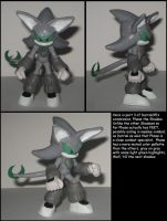 Custom Commission: Phase the Shadow by Wakeangel2001