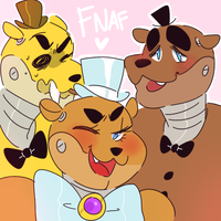 I LOVE BEARS by dongoverload